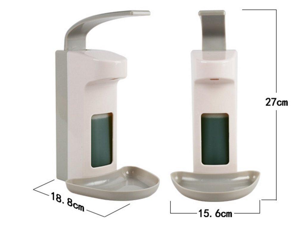 Dávkovač mýdla pákový   500ml  TYP01