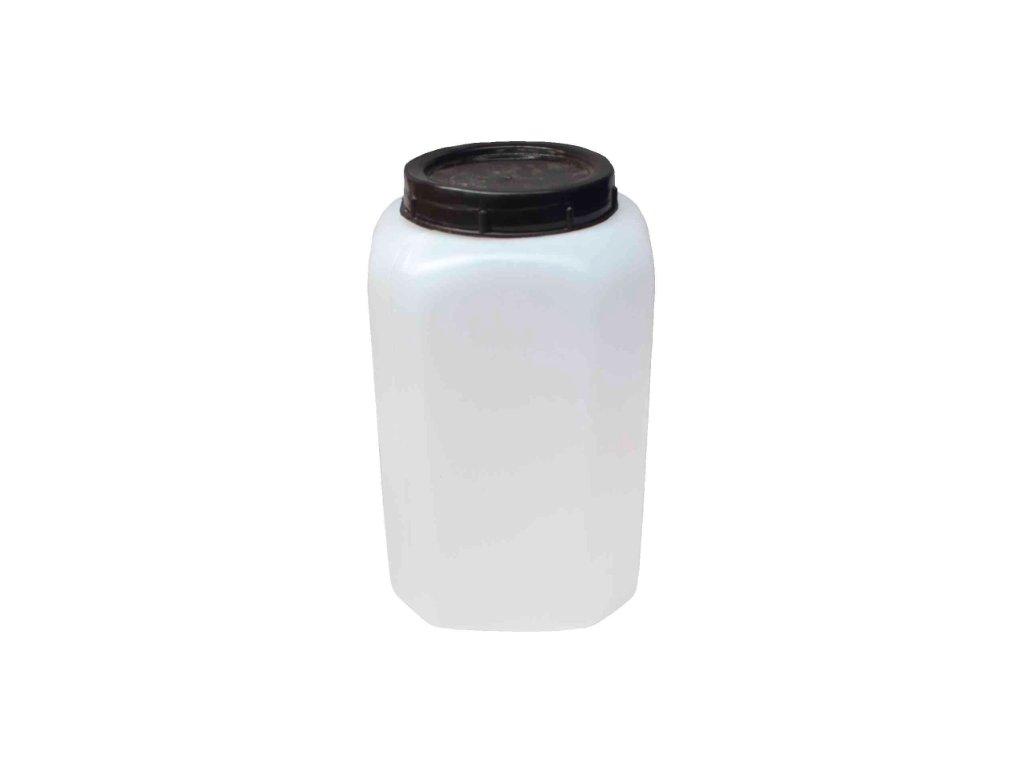 Barel  4,5L čtvercový plast  STERK