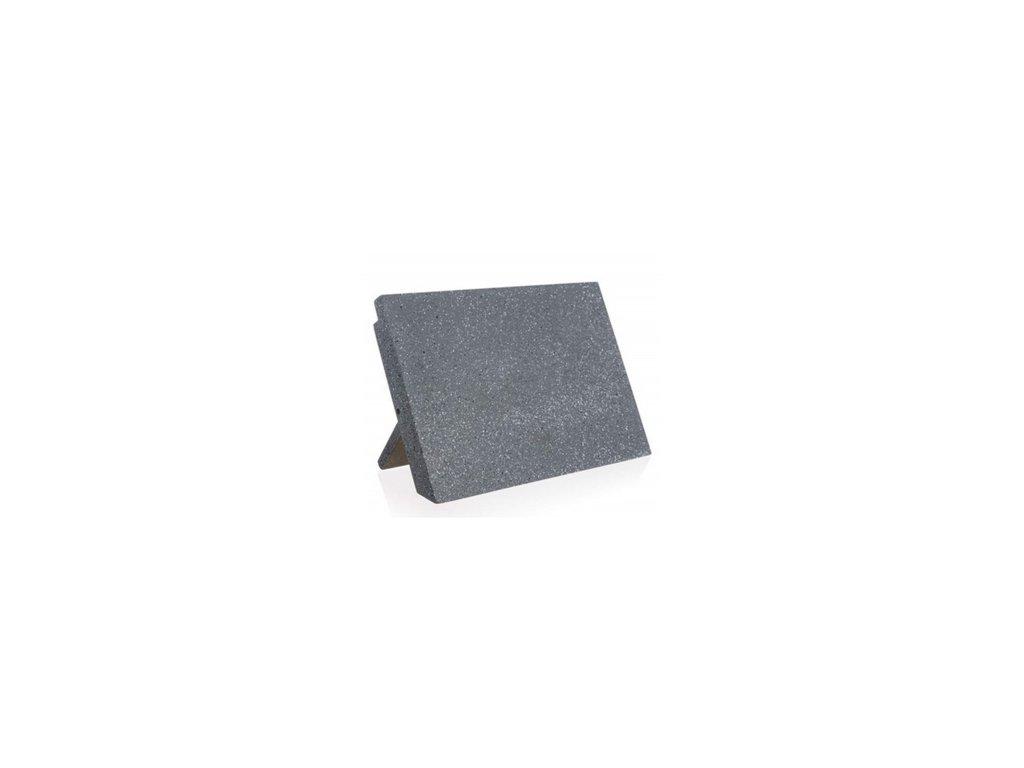 Deska magnetická na nože GRANITE šedá