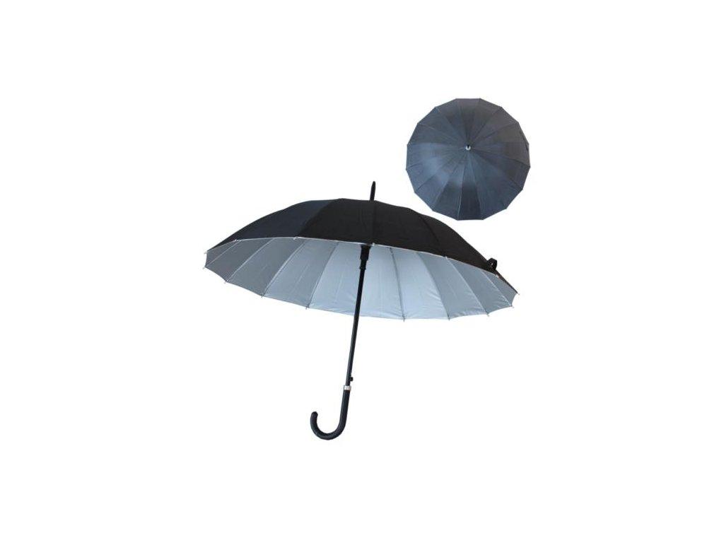 Deštník holový ¤92cm  STYLE, mix barev