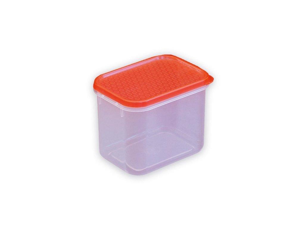 Dóza 1L obdelník MINIBOX, mix barev