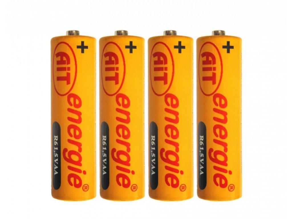 Baterie AiT Silver AA R6 4ks