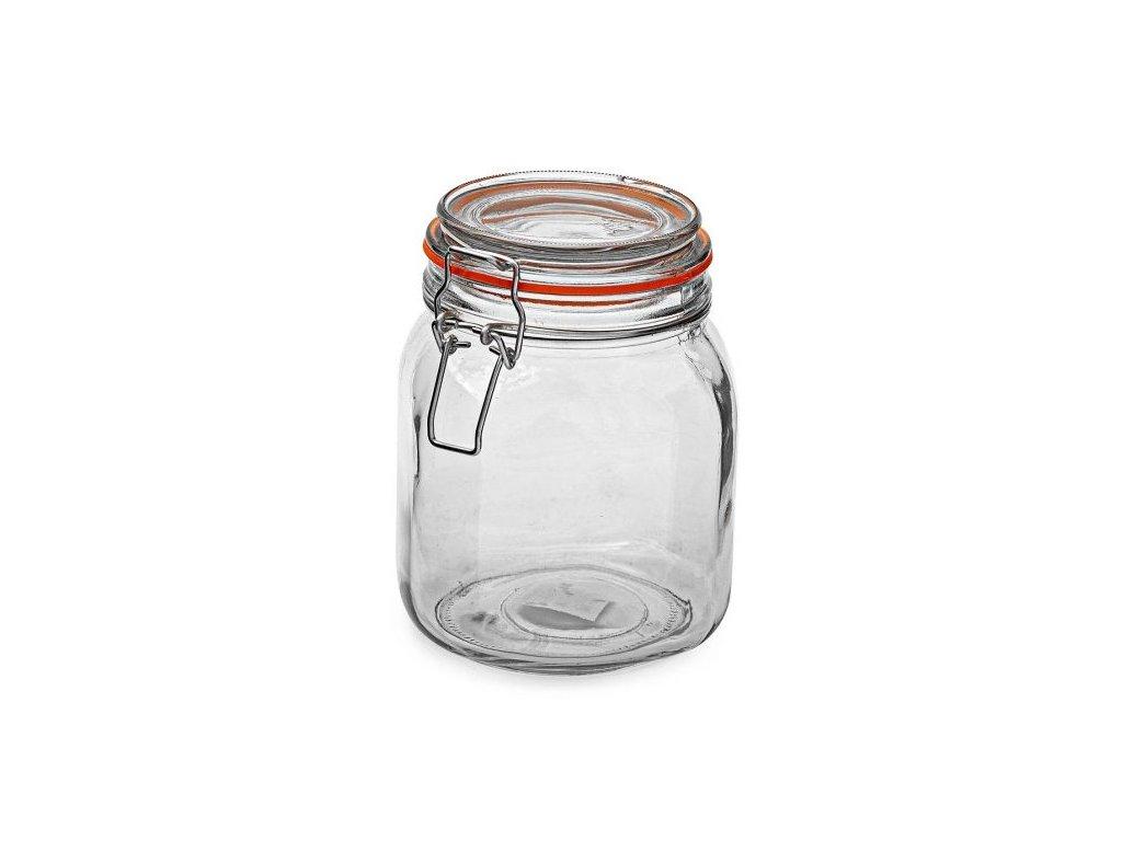 Dóza sklenice patentní 1L  KONSERV