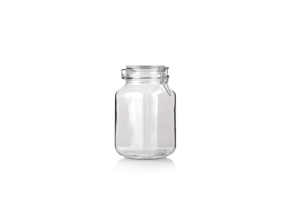 Dóza sklenice patentní 2L  SUPER VALUE