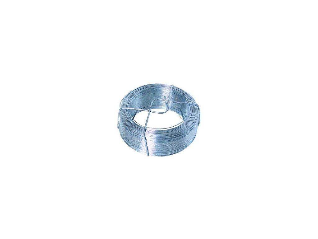 Drát vázací 1,00mm/100m zinek  FESTA