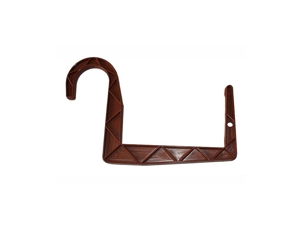 Držák truhlíků 15cm PH kulatý teracota