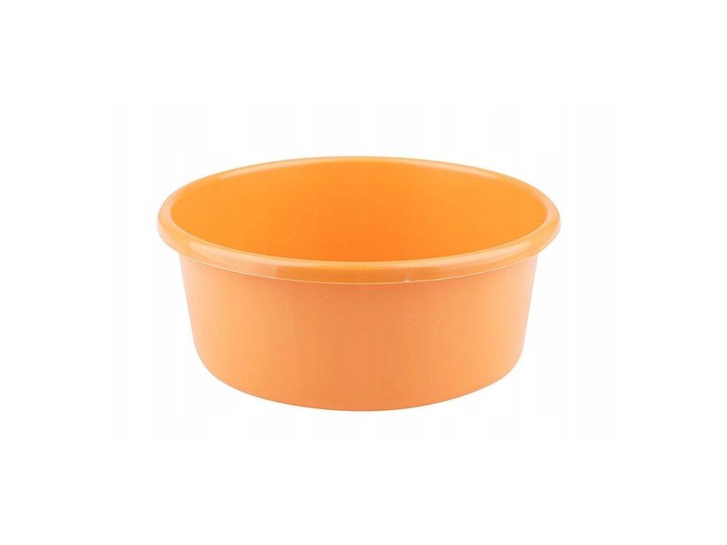 Dřez plastový  2,5L ¤22x9cm  DUSTRY, mix barev