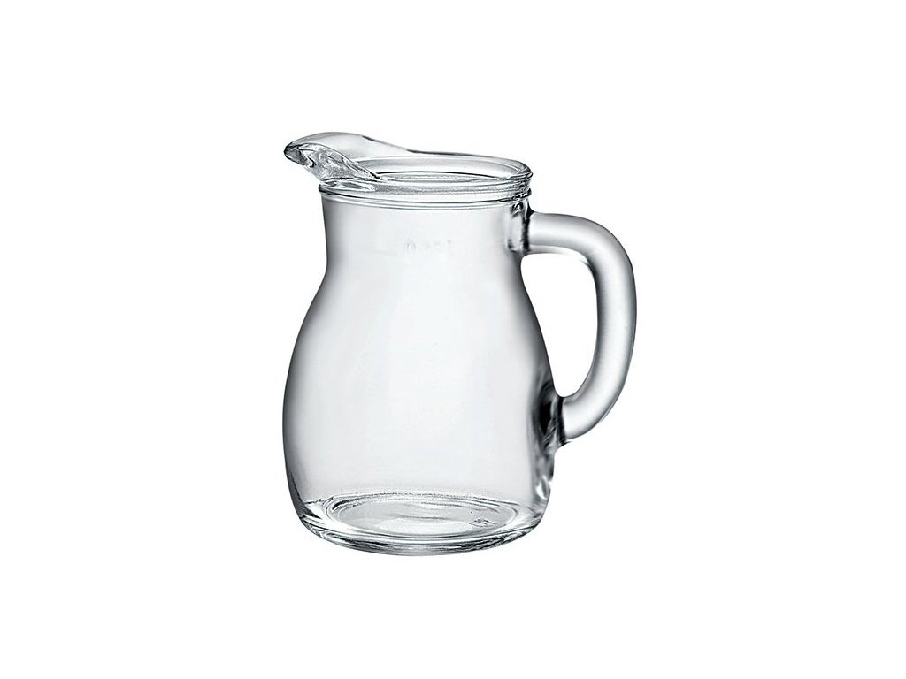 Džbán sklo 0,25L  BISTRO  BORMIOLI