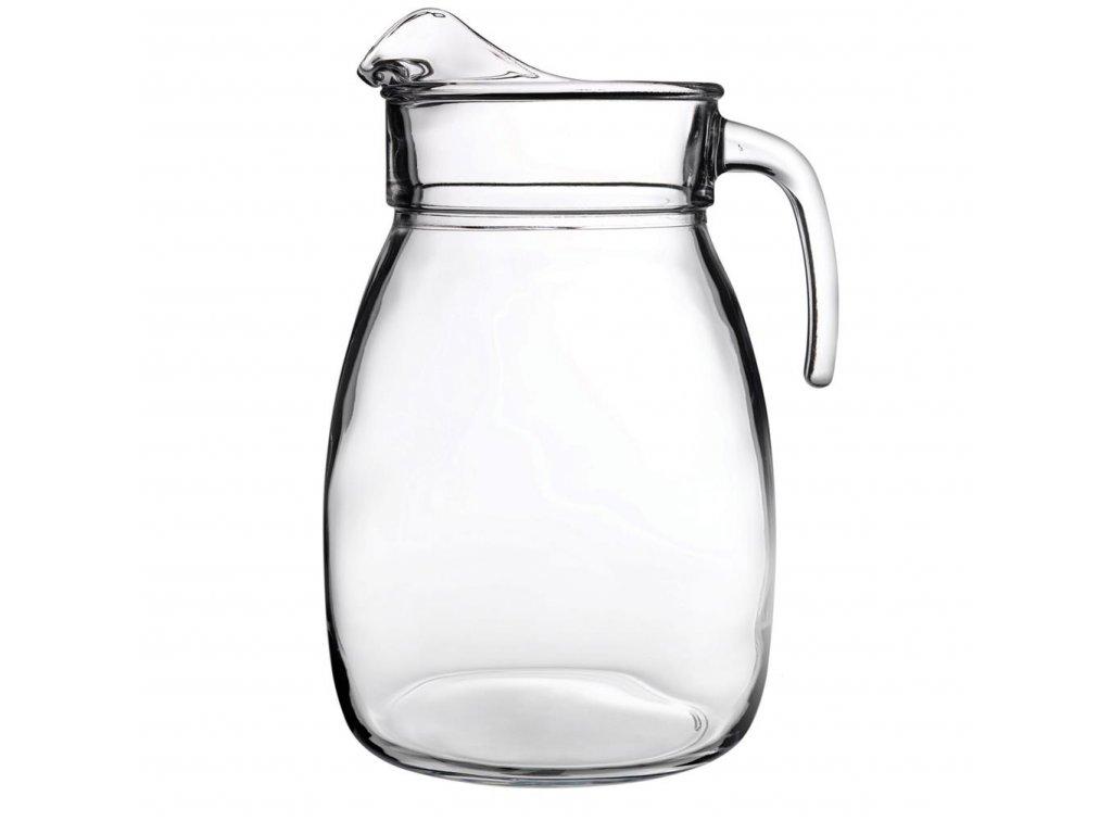 Džbán sklo 2,5L  NIAGARA