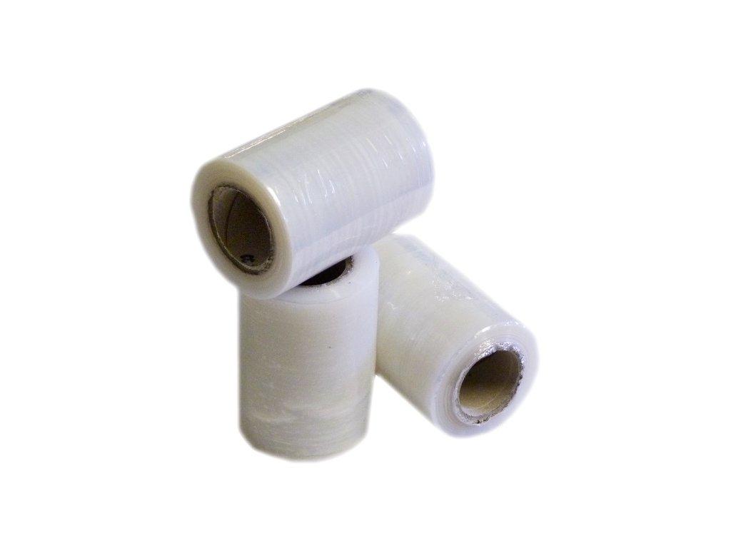 Fólie fixační stretch 10cm/150m, 23um, čirá