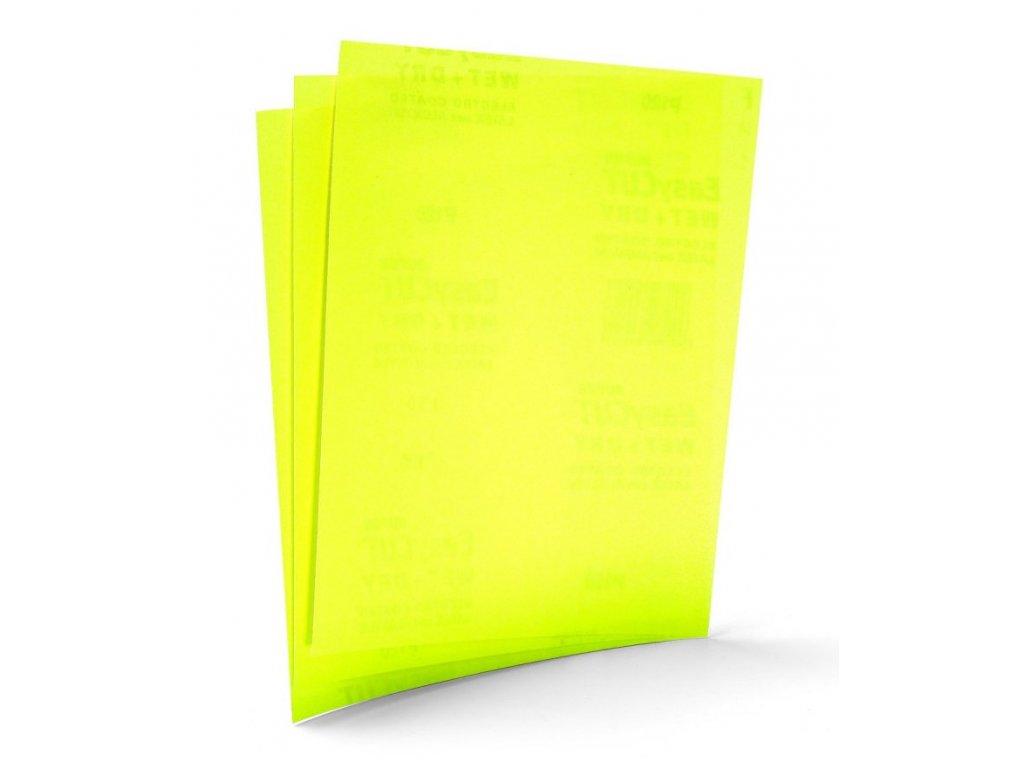 Brusný papír P120 EasyCUT Universal 23x28cm