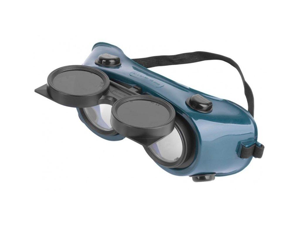 Brýle ochranné svářečské GB012