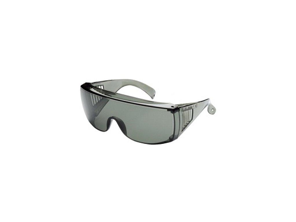 Brýle ochranné šedé B501