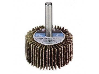 Kotouč lamelový radiální 40x20mm P60  KONNER