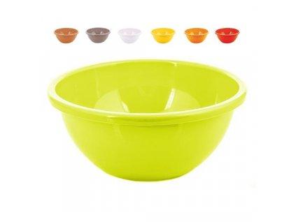 Miska PH 0,75L (¤15,5x6,8cm)  NOVA, mix barev