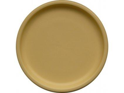 Miska pod květináč keramika DONICA ¤12cm  béžová