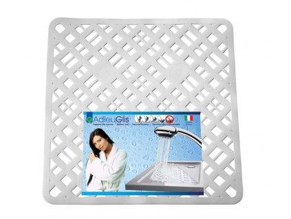 Podložka do sprchy protiskluzová 55x55cm mřížka  AG