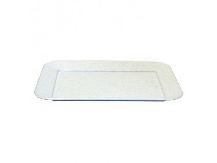 Podnos PH 17,5x13,5cm  CZ mramor bílý