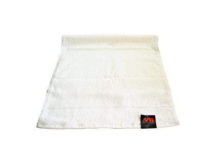Předložka bavlna 70x50cm 650g/m2  HOTEL bílá