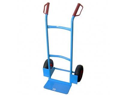 Rudl vozík 150kg HT2500-III pěnová kola