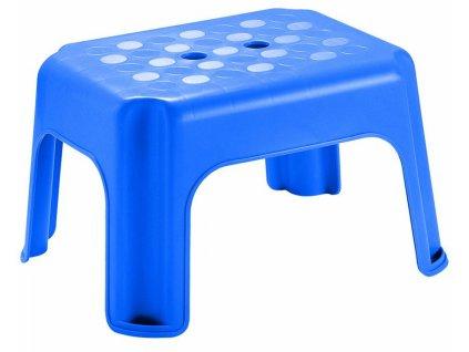 Stolička taburet jednoduchá 150kg  HEIDRUN, mix barev