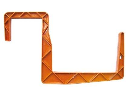 Držák truhlíků 15cm PH PROFIL terakota