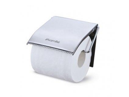 Držák WC papíru KLAPKA KAMILLÉ chrom