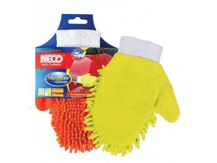 Utěrka švédská rukavice NECO, mix barev