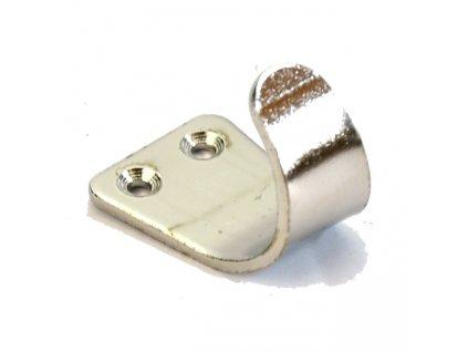 Věšák nástěnný kov malý
