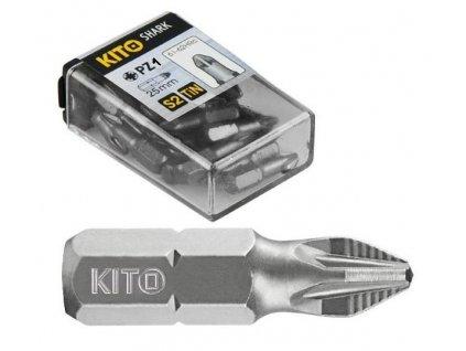Bit PZ1 25mm S2  KITO 20ks
