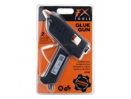 Pistole tavná lepící ¤11mm  40W  FX TOOLS