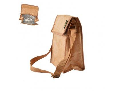 Chladící taška na suchý zip 26x19x10cm 4,5L  SANNEA