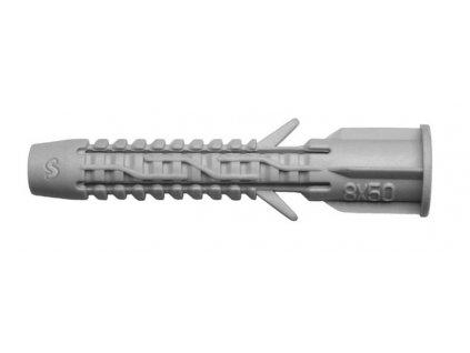 Hmoždinka uzlovací čtyřhran  6/36mm ZUM SMART (odběr bal. 50ks)