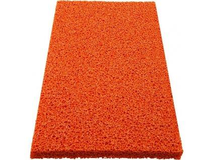 Houba na hladítko červená 25x13x1cm ENCO