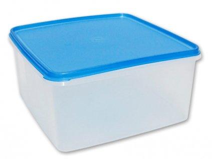 Box úložný MAXI 28x28x14cm 8L, mix barev