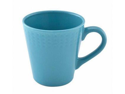 Hrnek keramika 270ml  SPRING modrý