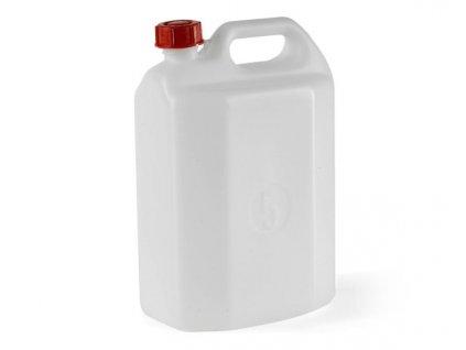 Kanystr  5L plast, atest potraviny