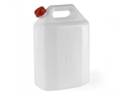 Kanystr 10L plast, atest potraviny