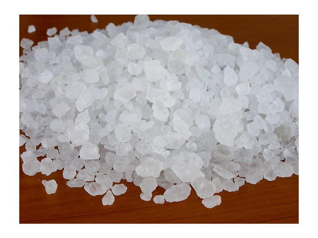 Sůl superhrubá kamenná