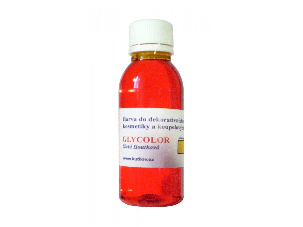GLYCOLOR  žlutá žloutková 35 ml