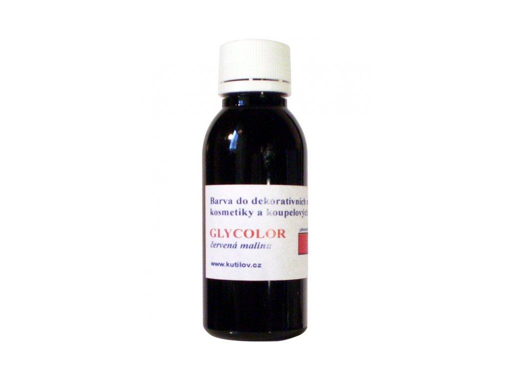 GLYCOLOR červená malina 35 ml