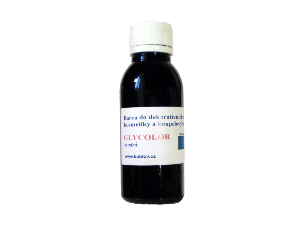 GLYCOLOR modrá 35 ml