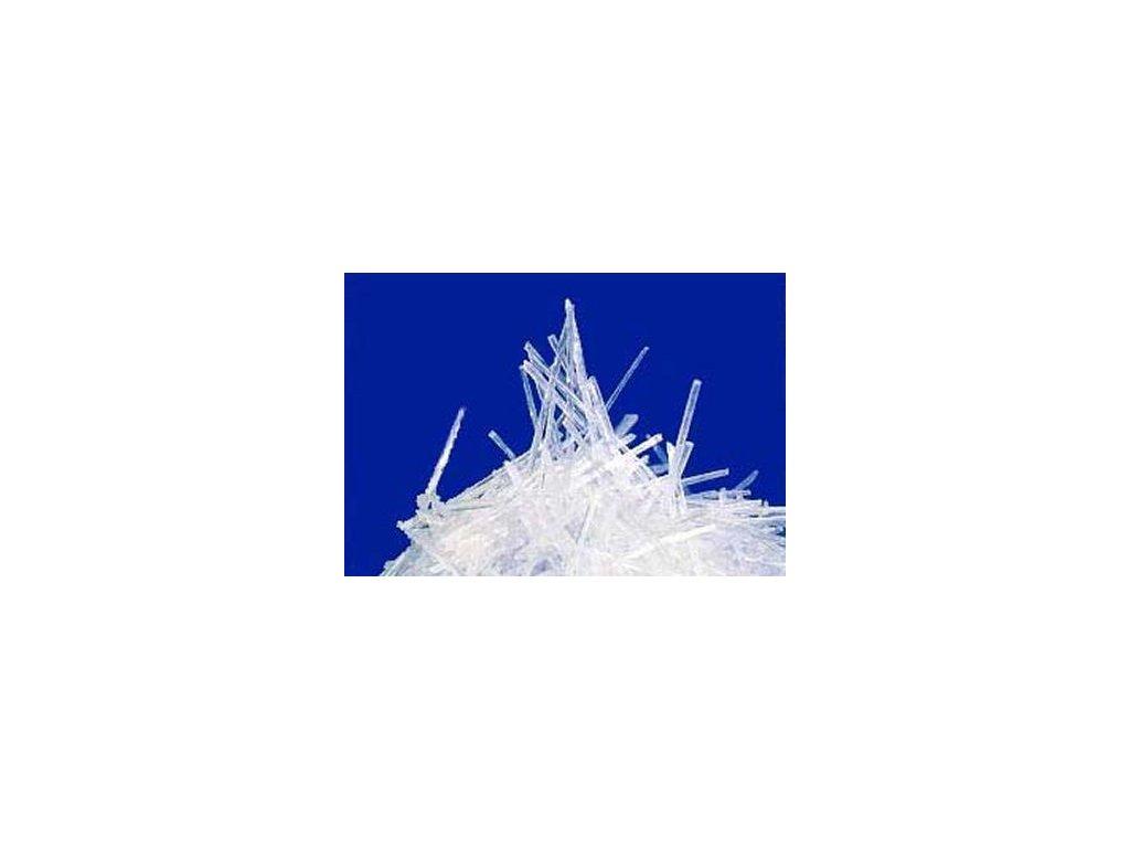 Mentol krystalický přírodní 10g