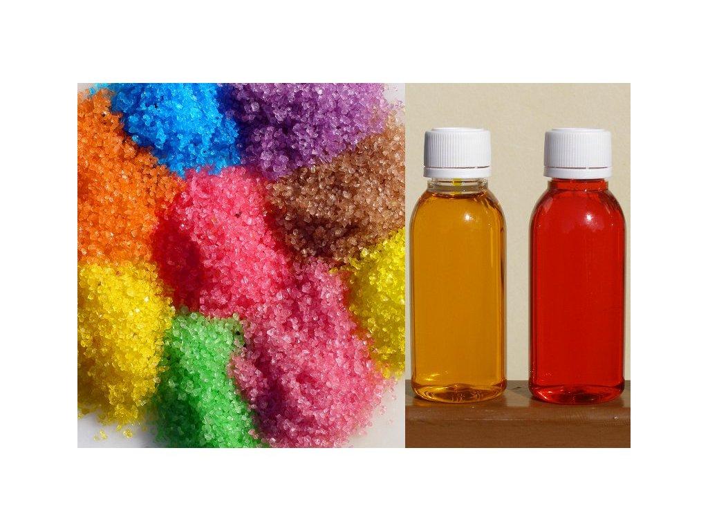 Sada barev glycolor 35 ml 6ks