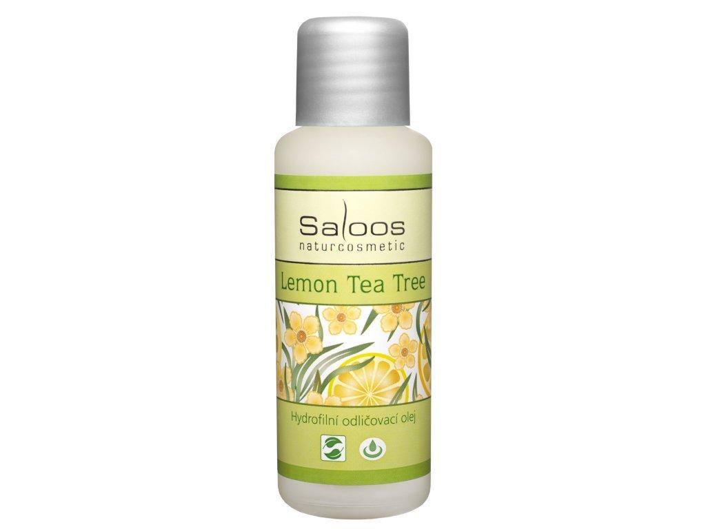 SALOOS Lemon Tea tree hydrofilní odličovací olej 50 ml
