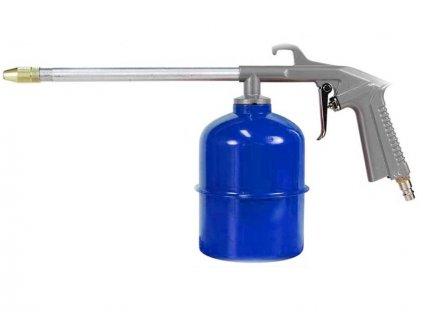 Mycí pistole se spodní kovovovou nádobkou