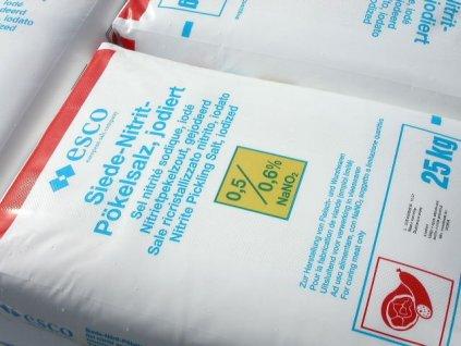 Rychlosůl - Dusitanová směs - Řeznická sůl  500g