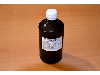 Chlorid vápenatý - roztok 500ml