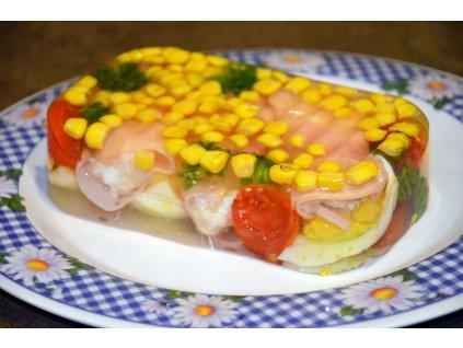 Želatina jedlá 200-220 BLOOM