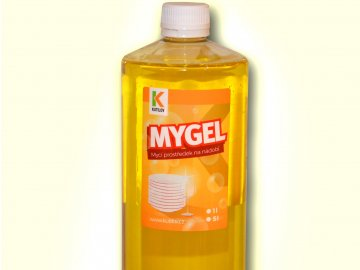 Mycí gel - MyGel Yellow Line